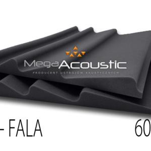 Absorbery akustyczne typu FALA