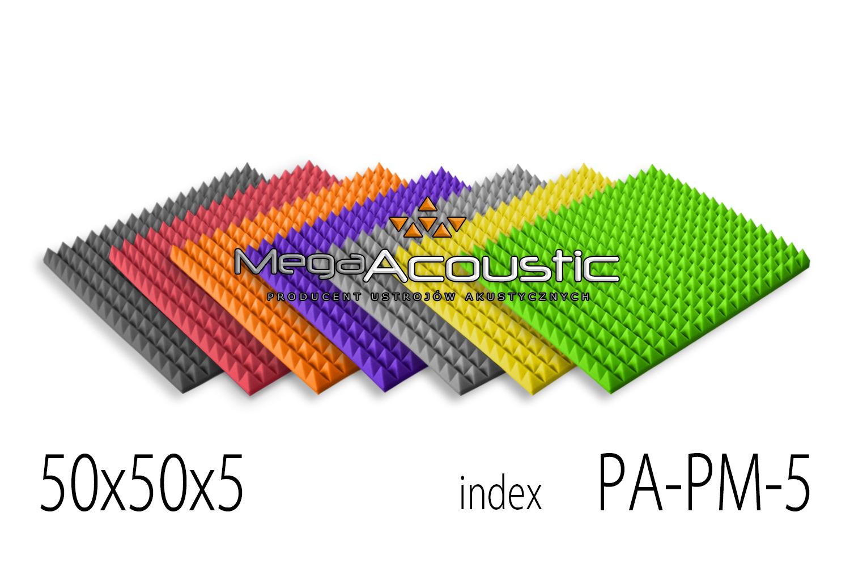Piramidki akustyczne