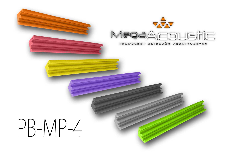 PUŁAPKA BASOWA PB-MP-4 120CM