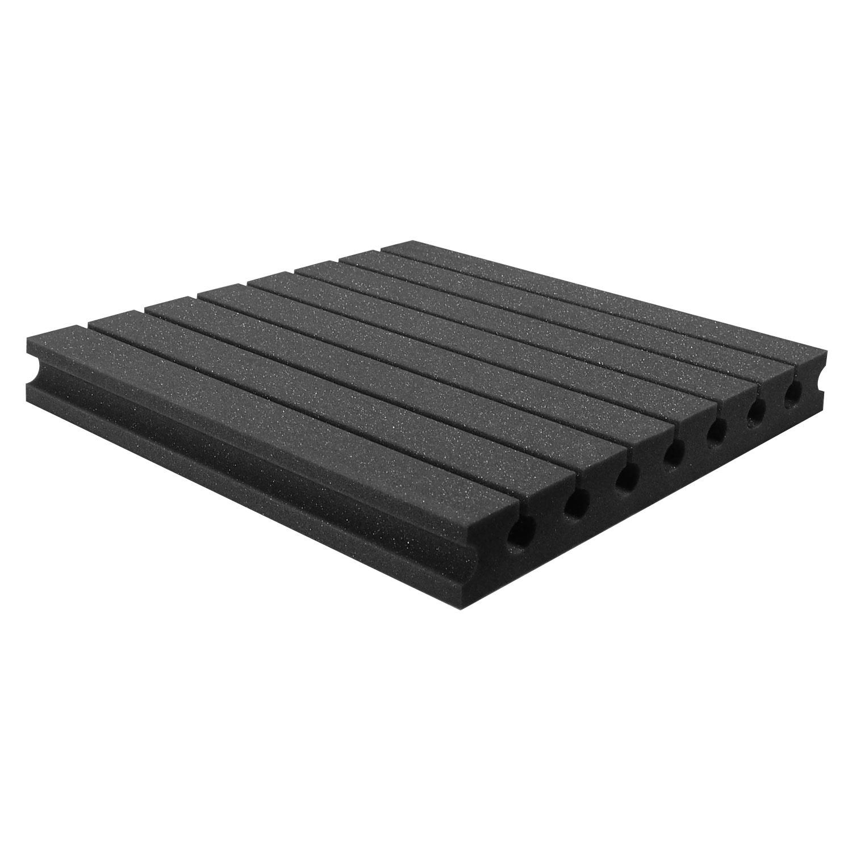 Absorber akustyczny PM 8D 60x60 cm grafitowy