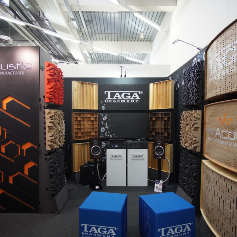 high end munich 2019 fair stand