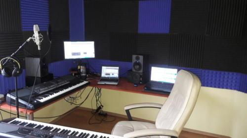 Studio Radiowe - Szkoła Podstawowa W Dzierzgoniu