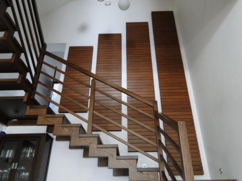Wyciszenie klatki schodowej