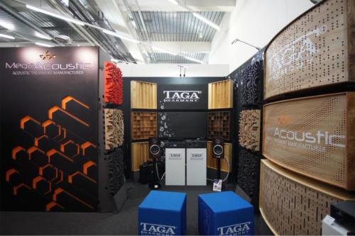 High End Munich 2019 - Acoustic Treatment