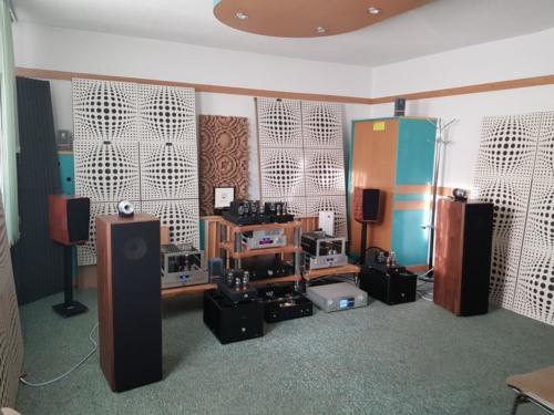 Spotkanie Audiovintage Dobieszków 2018